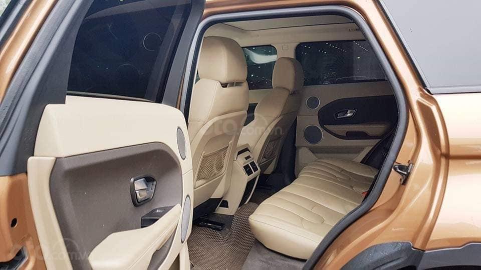 Bán Range Rover Evoque màu vàng, nội thất kem bản full option, xe sản xuất 2014 (12)