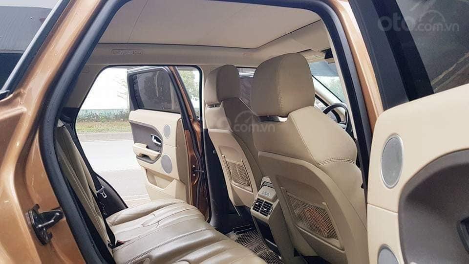Bán Range Rover Evoque màu vàng, nội thất kem bản full option, xe sản xuất 2014 (13)