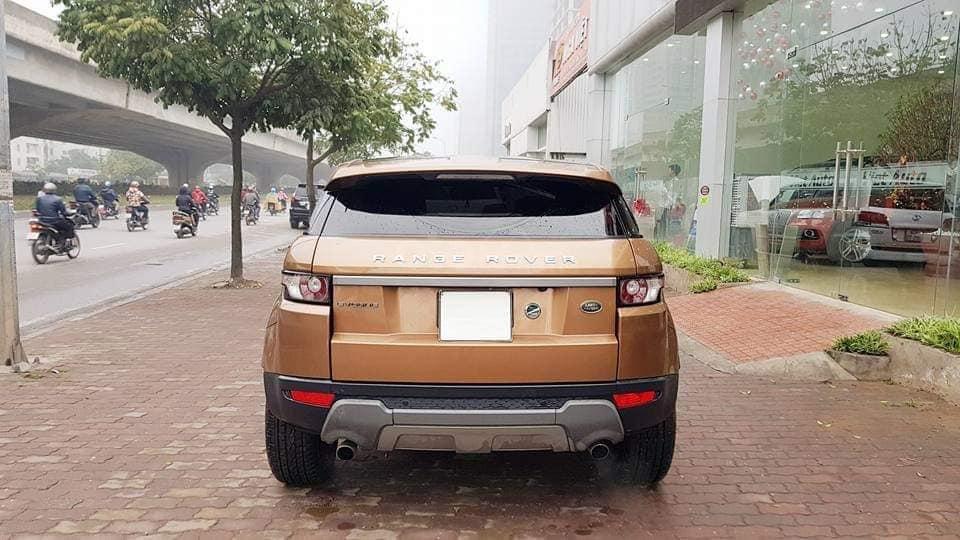 Bán Range Rover Evoque màu vàng, nội thất kem bản full option, xe sản xuất 2014 (15)