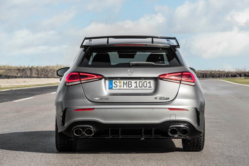Bộ đôi Mercedes-AMG CLA 45 và A 45 2020 ra mắt tại Goodwood Festival of Speed a3