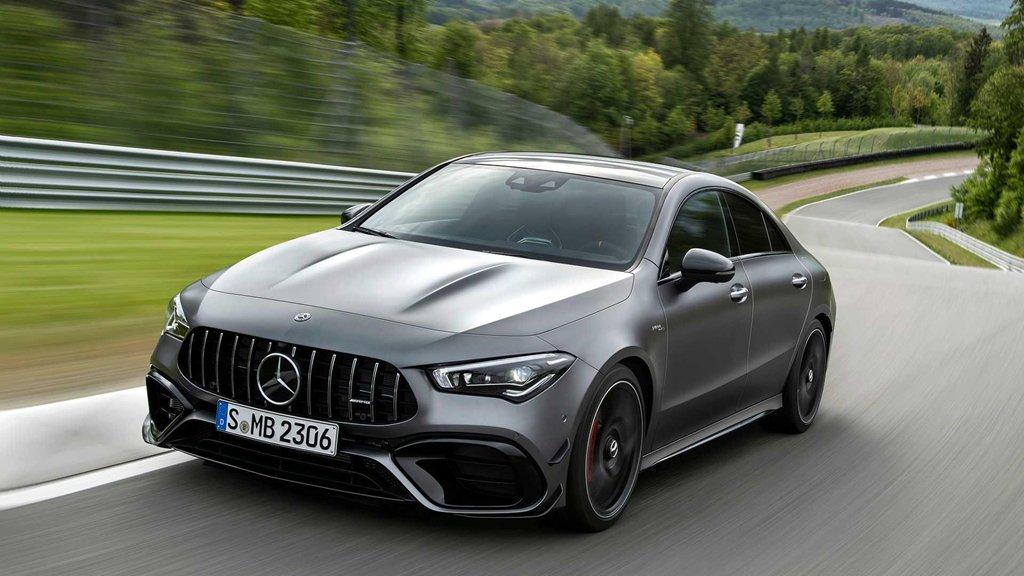 Bộ đôi Mercedes-AMG CLA 45 và A 45 2020 ra mắt tại Goodwood Festival of Speed a8