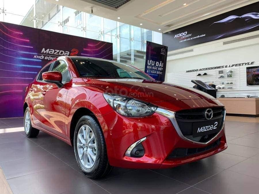 Gía xe Mazda 2 nhập khẩu, mua xe Mazda 2 trả góp chỉ từ 150 triệu (1)