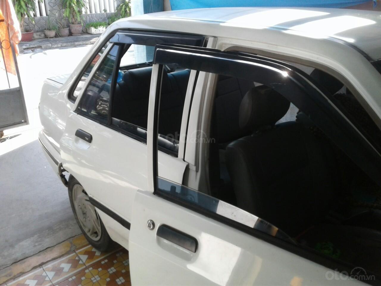 Bán xe Kia Pride B đời 2001, màu trắng, nhập khẩu nguyên chiếc giá cạnh tranh (7)