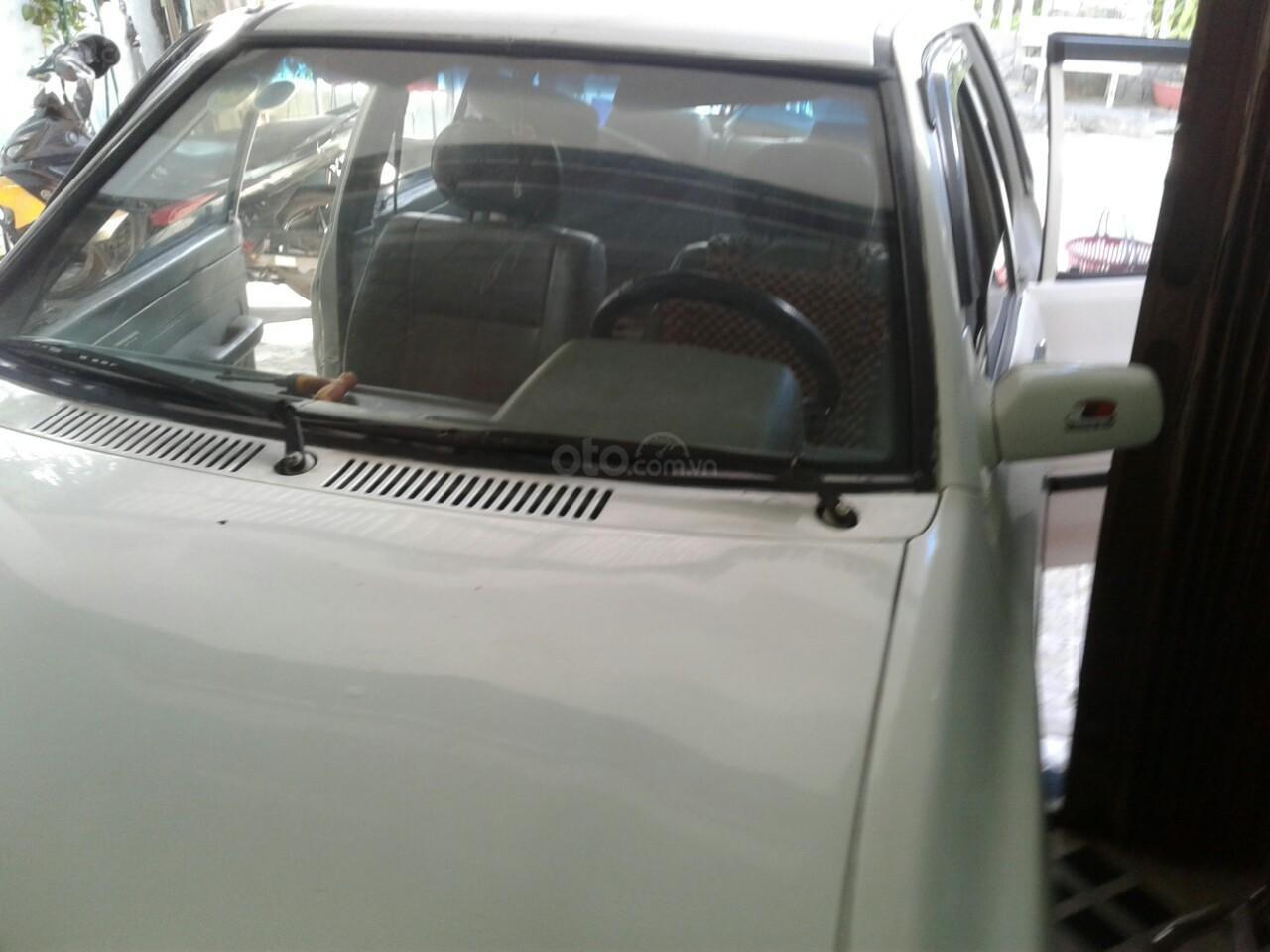 Bán xe Kia Pride B đời 2001, màu trắng, nhập khẩu nguyên chiếc giá cạnh tranh (8)