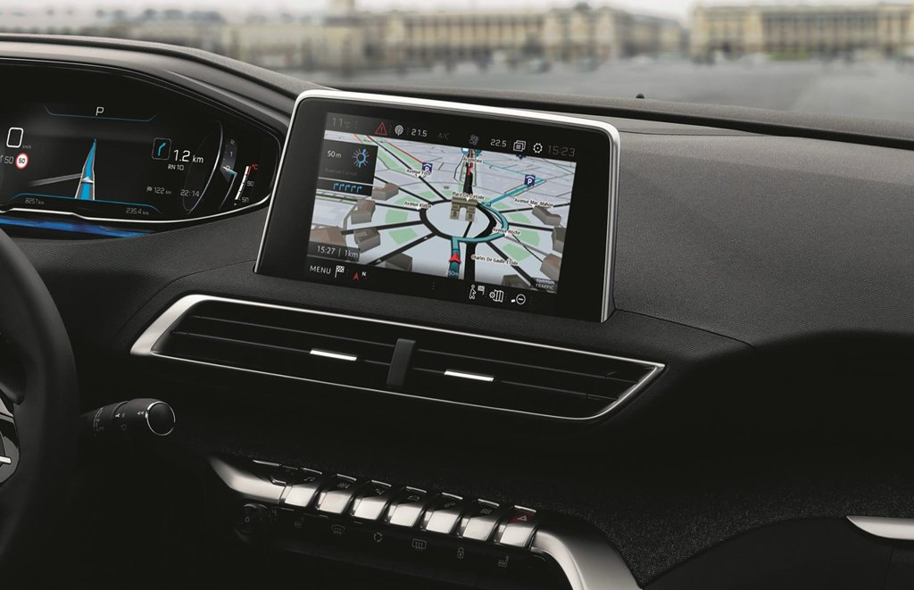 Peugeot thiết kế i-Cockpit trong cabin ô tô theo máy bay 4a