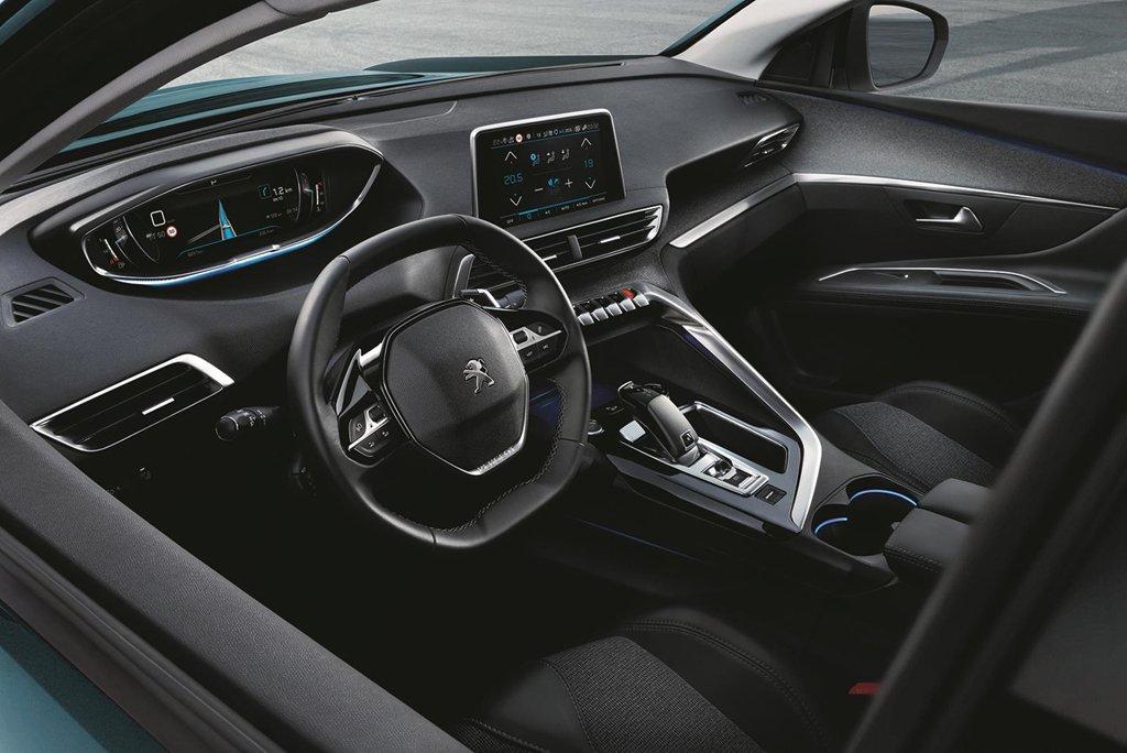 Peugeot thiết kế i-Cockpit trong cabin ô tô theo máy bay 2a