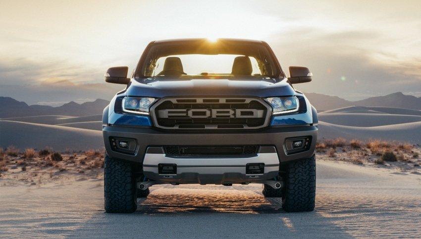 Giá xe Ford Ranger Raptor 2019.