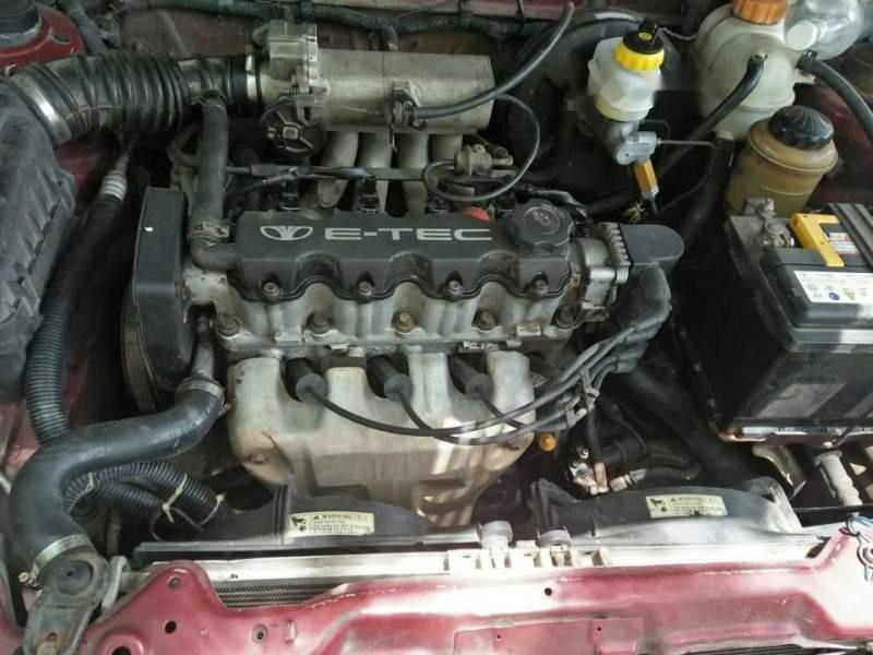 Bán Daewoo Lanos sản xuất 2001, xe nhập (4)