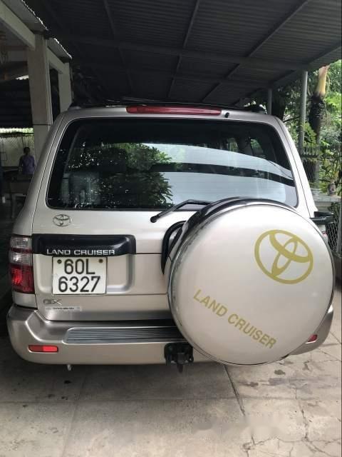 Bán Toyota Land Cruiser đời 2004, nhập khẩu, 380 triệu (4)
