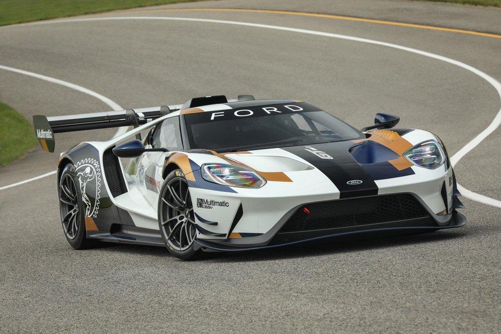 Siêu xe Ford GT Mk II giá 1,2 triệu USD chỉ sản xuất giới hạn 45 chiếc 1