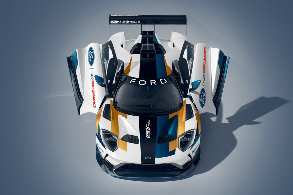 Siêu xe Ford GT Mk II giá 1,2 triệu USD chỉ sản xuất giới hạn 45 chiếc a7