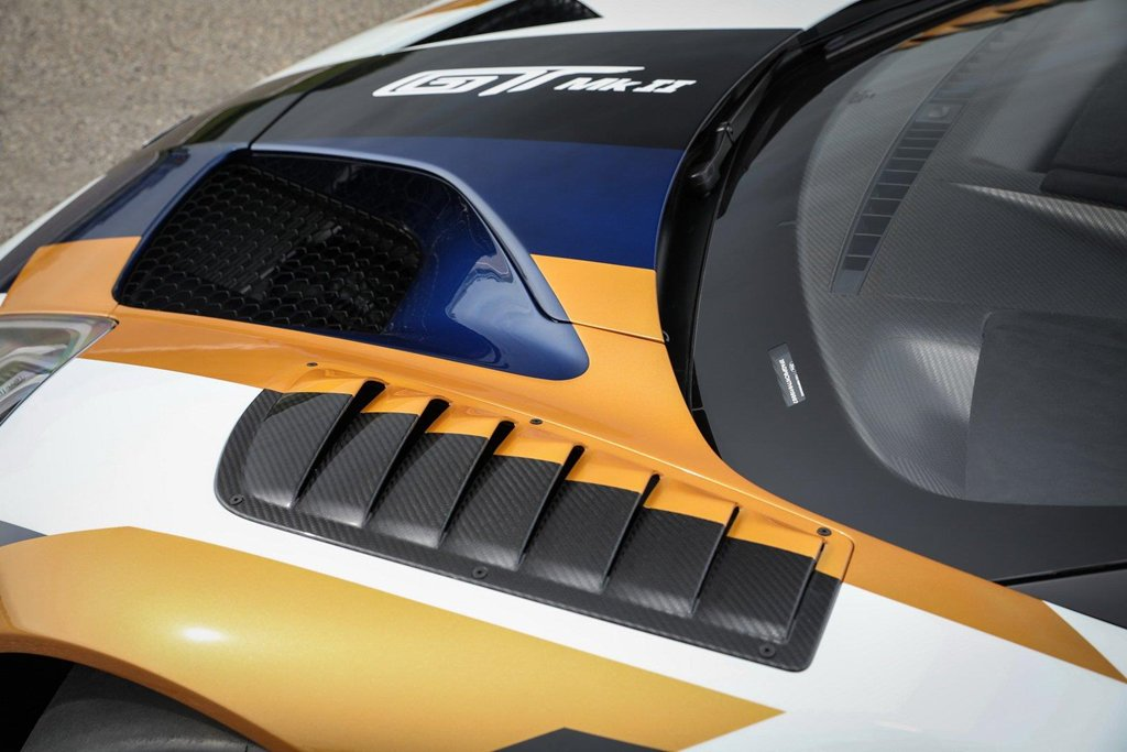 Siêu xe Ford GT Mk II giá 1,2 triệu USD chỉ sản xuất giới hạn 45 chiếc a4