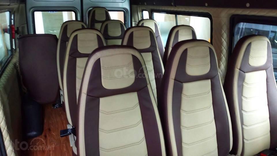 Xe Ford Transit 2019, tặng: 92tr, BHVC, hộp đen, bọc trần 5D, lót sàn gỗ, ghế da, gập ghế sau, LH ngay: 091.888.9278-6