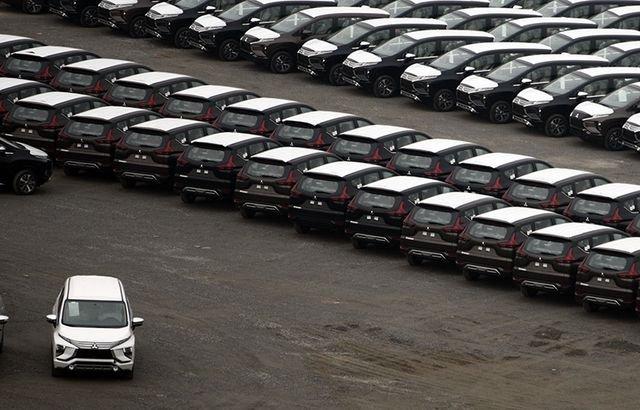 Nửa đầu năm 2019, lượng ô tô nhập khẩu đã tăng gấp 6 lần a3