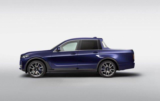 BMW X7 chuẩn bị tung thêm phiên bản bán tải 1