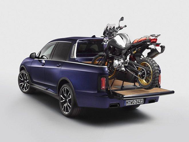 BMW X7 chuẩn bị tung thêm phiên bản bán tải a3
