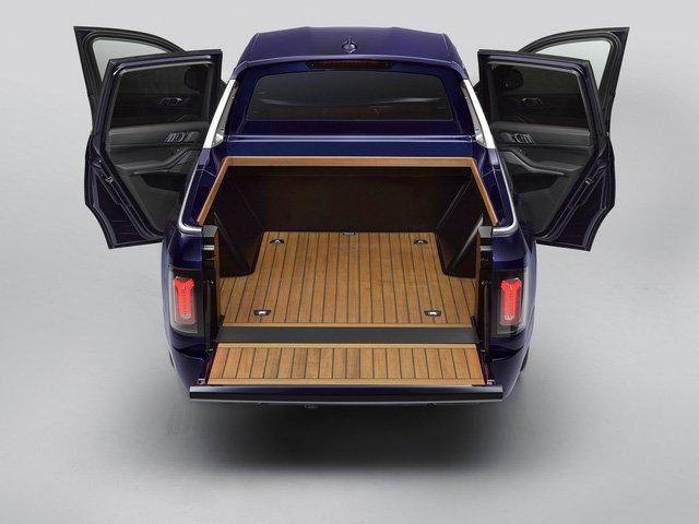 BMW X7 chuẩn bị tung thêm phiên bản bán tải a5