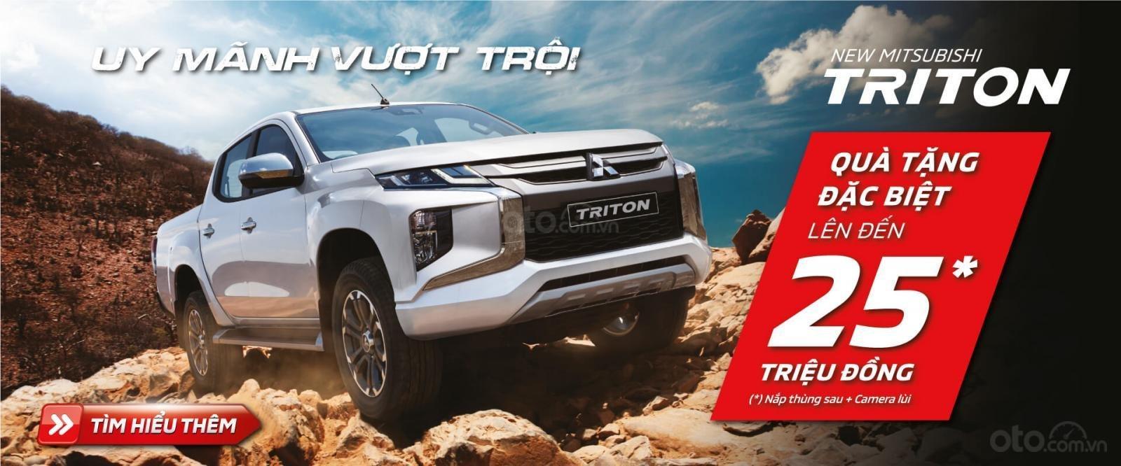 Giá xe Mitsubishi Triton 2019 tại Nghệ An - Hà Tĩnh, hotline 0979.012.676-1