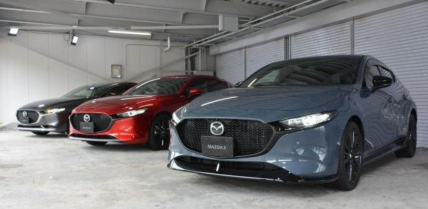 Mazda 3 thế hệ mới có giá quy đổi từ 782 - 896 triệu đồng tại Malaysia...