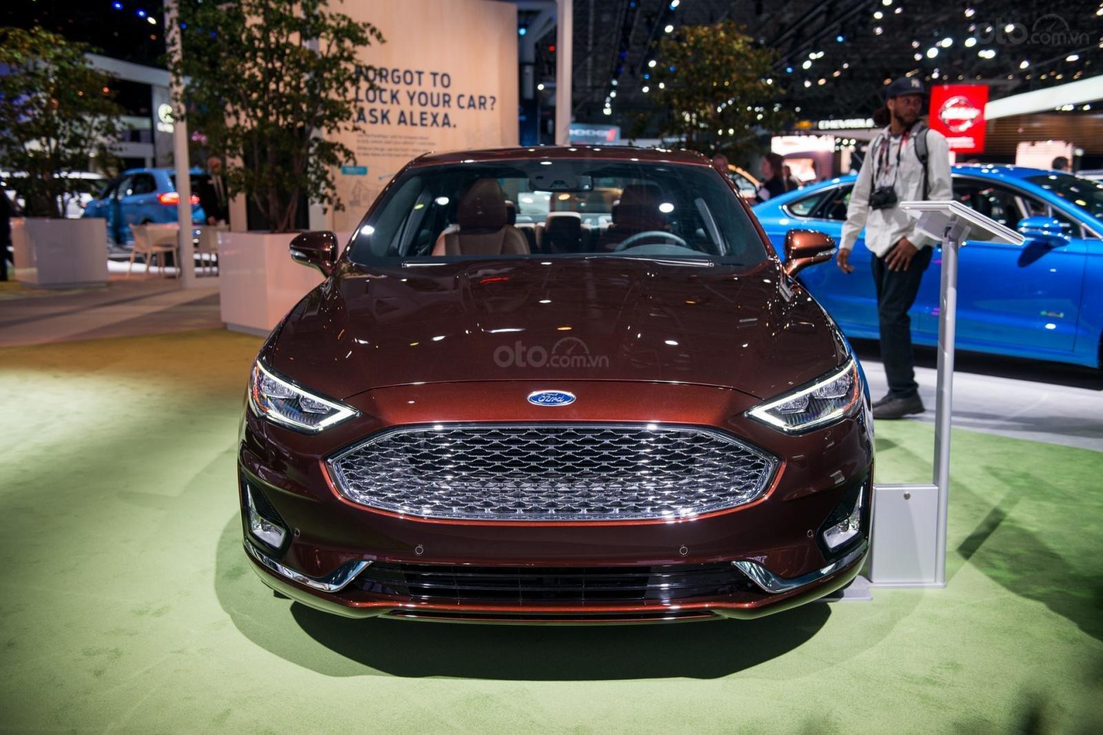 Ưu nhược điểm xe Ford Fusion 2019 - Đa dạng sức mạnh