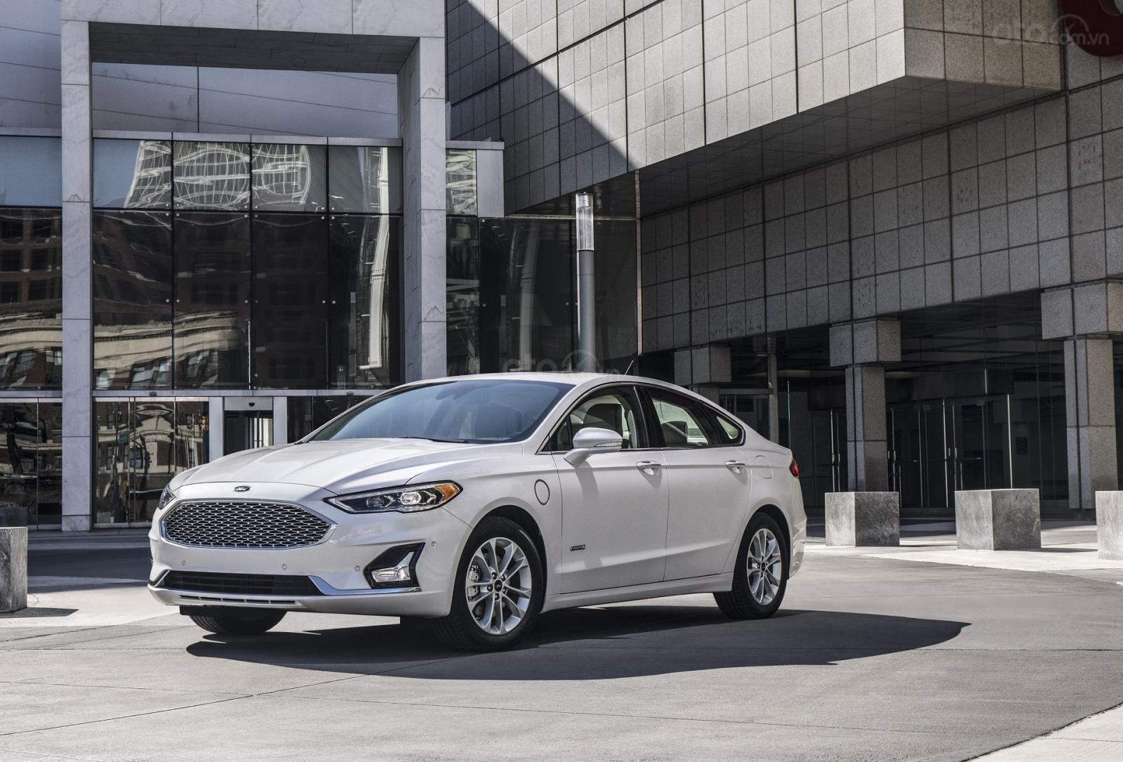 Ưu nhược điểm xe Ford Fusion 2019 - Hệ dẫn động tân tiến