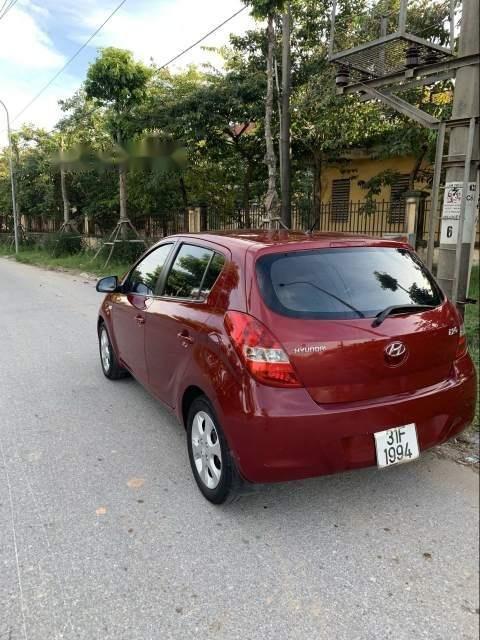 Bán Hyundai i20 sản xuất năm 2010, màu đỏ, xe nhập xe gia đình giá cạnh tranh (3)
