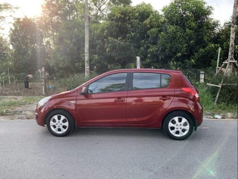 Bán Hyundai i20 sản xuất năm 2010, màu đỏ, xe nhập xe gia đình giá cạnh tranh (1)