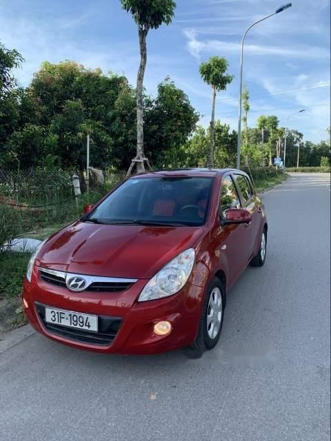 Bán Hyundai i20 sản xuất năm 2010, màu đỏ, xe nhập xe gia đình giá cạnh tranh (2)