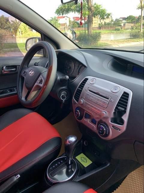 Bán Hyundai i20 sản xuất năm 2010, màu đỏ, xe nhập xe gia đình giá cạnh tranh (4)