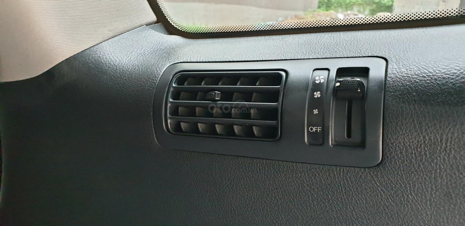Bán Hyundai Santa Fe SLX 2.0 AT 4×2 2009, máy dầu, số tự động, màu bạc, nhập khẩu, mới 80%-19