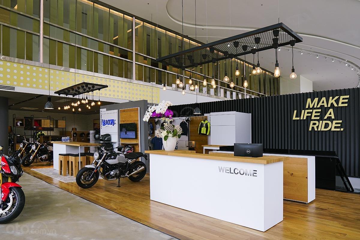 Showroom BMW Motorrad 2