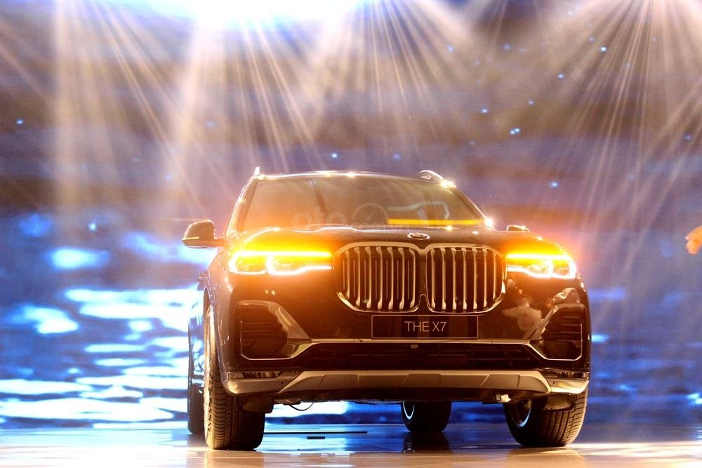 Hồ sơ vay mua xe BMW X7 2019 trả góp cần những gì? 1a