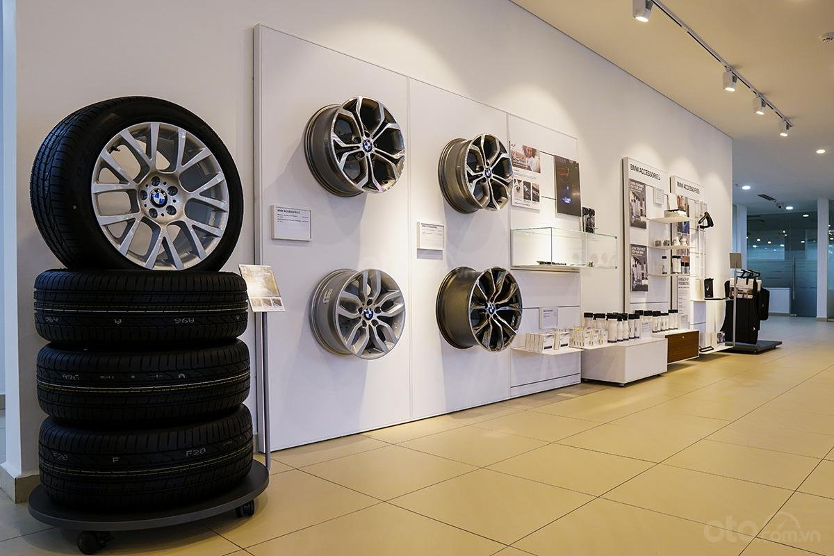 Showroom BMW 5