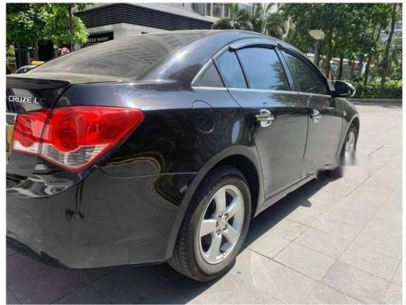 Bán ô tô Chevrolet Cruze năm 2014, số sàn, màu đen sang trọng (5)