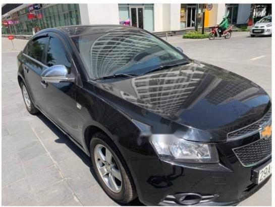 Bán ô tô Chevrolet Cruze năm 2014, số sàn, màu đen sang trọng (1)