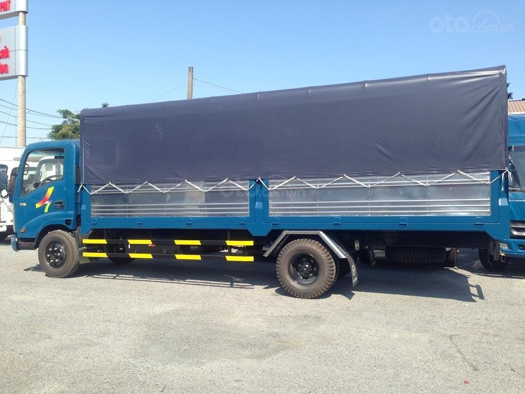 Bán Veam VT260-1 thùng dài 6M1, 1 tấn 9, động cơ Isuzu 2019 (3)