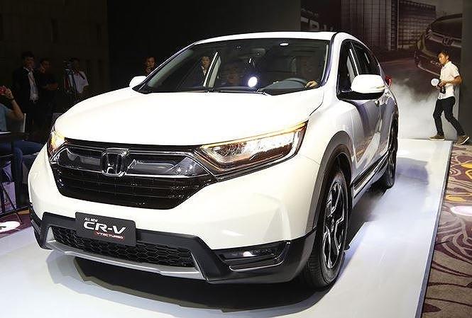 Triệu hồi xe Honda CR-V để thay chốt an toàn trên cần số 3a