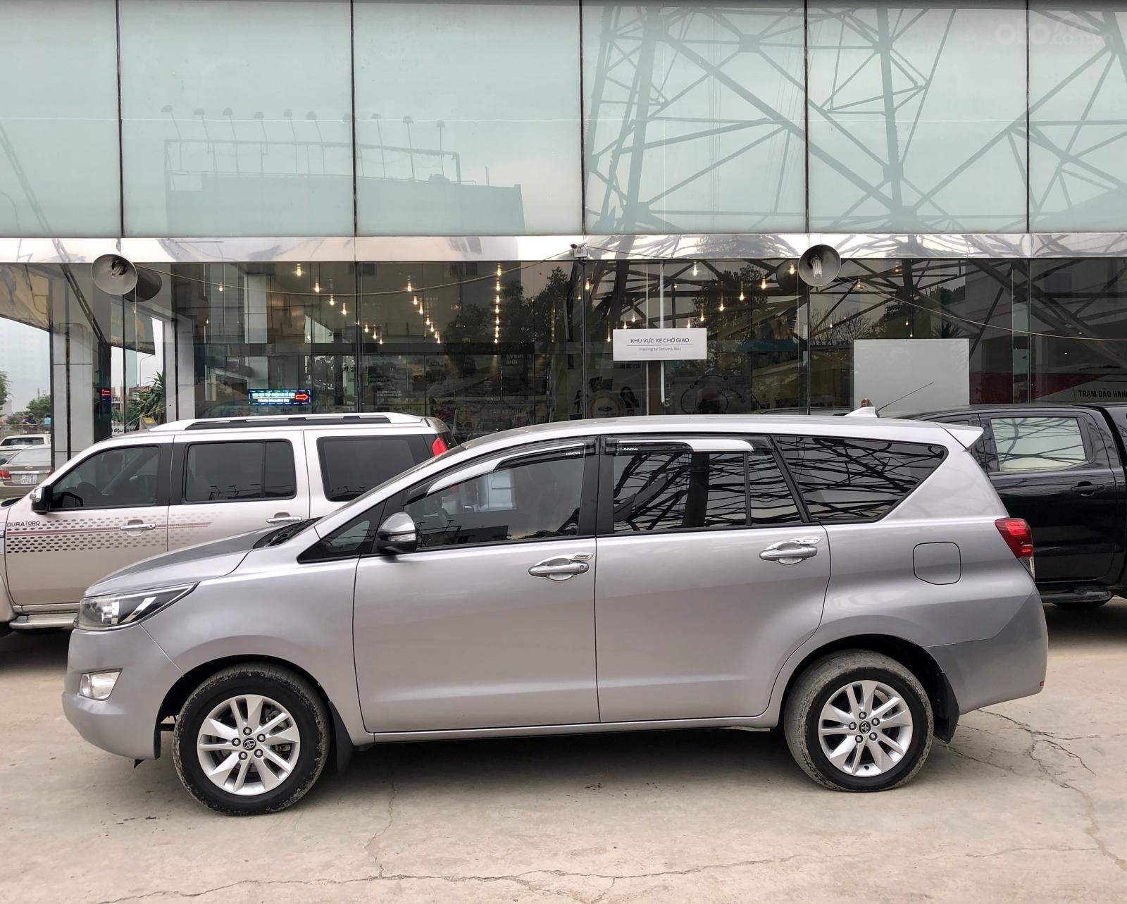Bán Innova MT 2017, xe bán tại hãng Western Ford có bảo hành-4