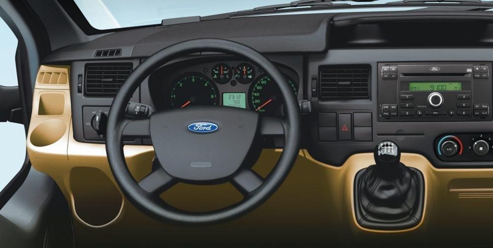 Thông số kỹ thuật xe Ford Transit kèm giá lăn bánh mới nhất 17