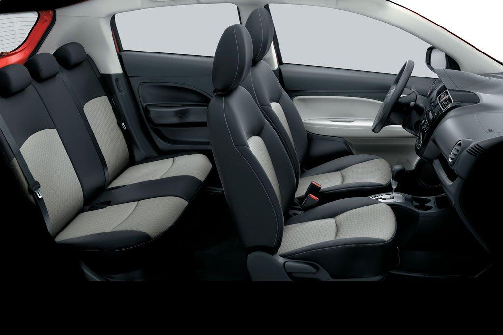 Thông số kỹ thuật xe Mitsubishi Mirage kèm giá lăn bánh mới nhất 8