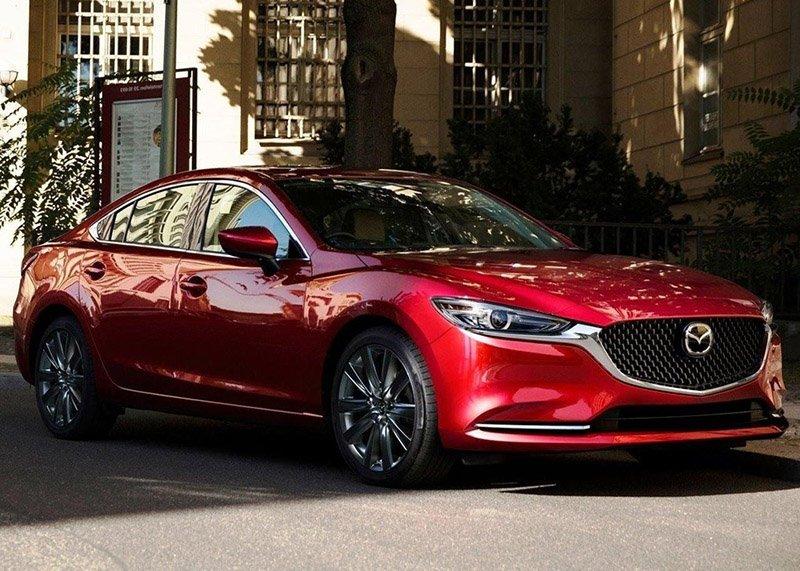 Thông số kỹ thuật xe Mazda 6 2019 mới nhất hôm nay 3