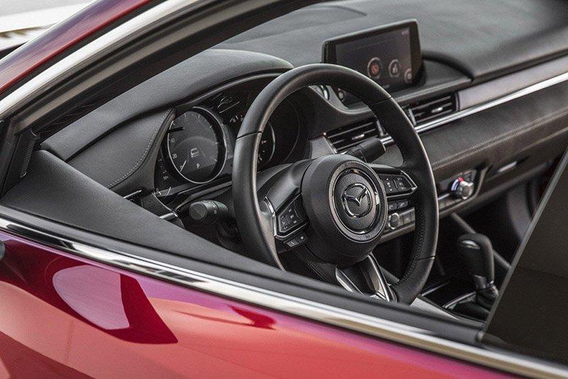 Thông số kỹ thuật xe Mazda 6 2019 mới nhất hôm nay 9