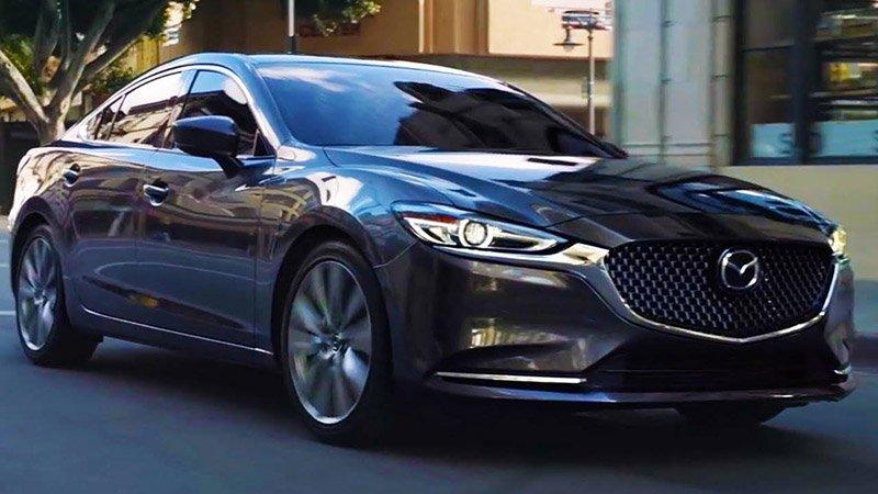 Thông số kỹ thuật xe Mazda 6 2019 mới nhất hôm nay 17