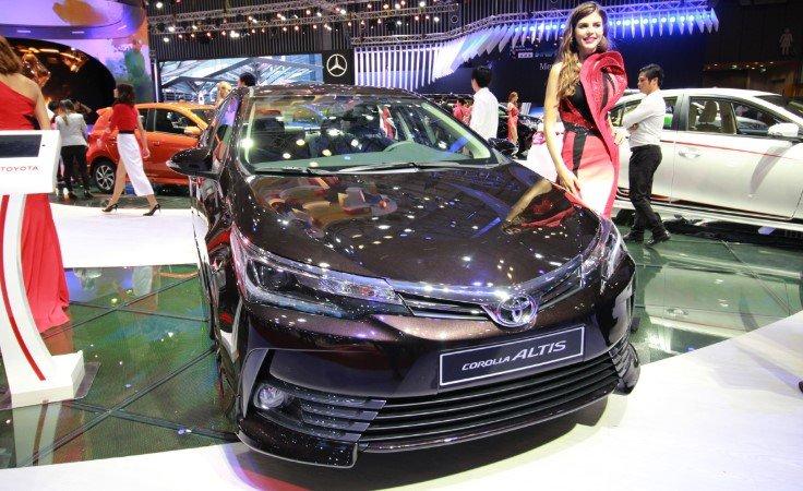 Thông số xe Toyota Corolla Altis 2019 - Ảnh 2.