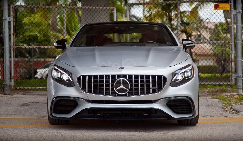 Giá xe Mercedes-AMGS 63 Coupe 2019.