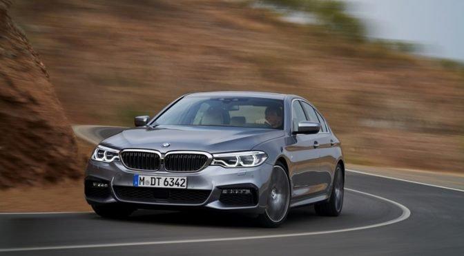 Đánh giá xe BMW 520i 2019