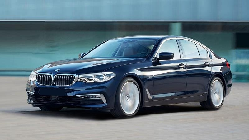 Xe BMW 520i 2019