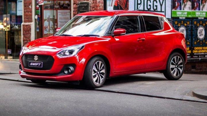 Đánh giá xe Suzuki Swift 2019