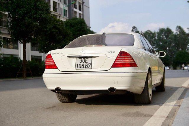 """Mercedes-Benz S-Class 2003 """"đắt"""" ngang Kia Cerato 2019 dù đã tân trang lại a2"""