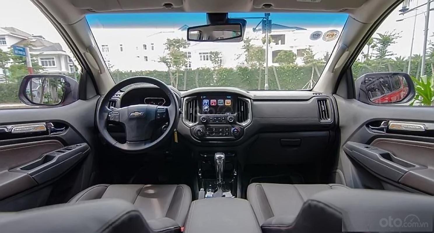 Bán xe Chevrolet Colorado High Country 2.5L 4x4 AT đời 2018, màu trắng, xe nhập (5)